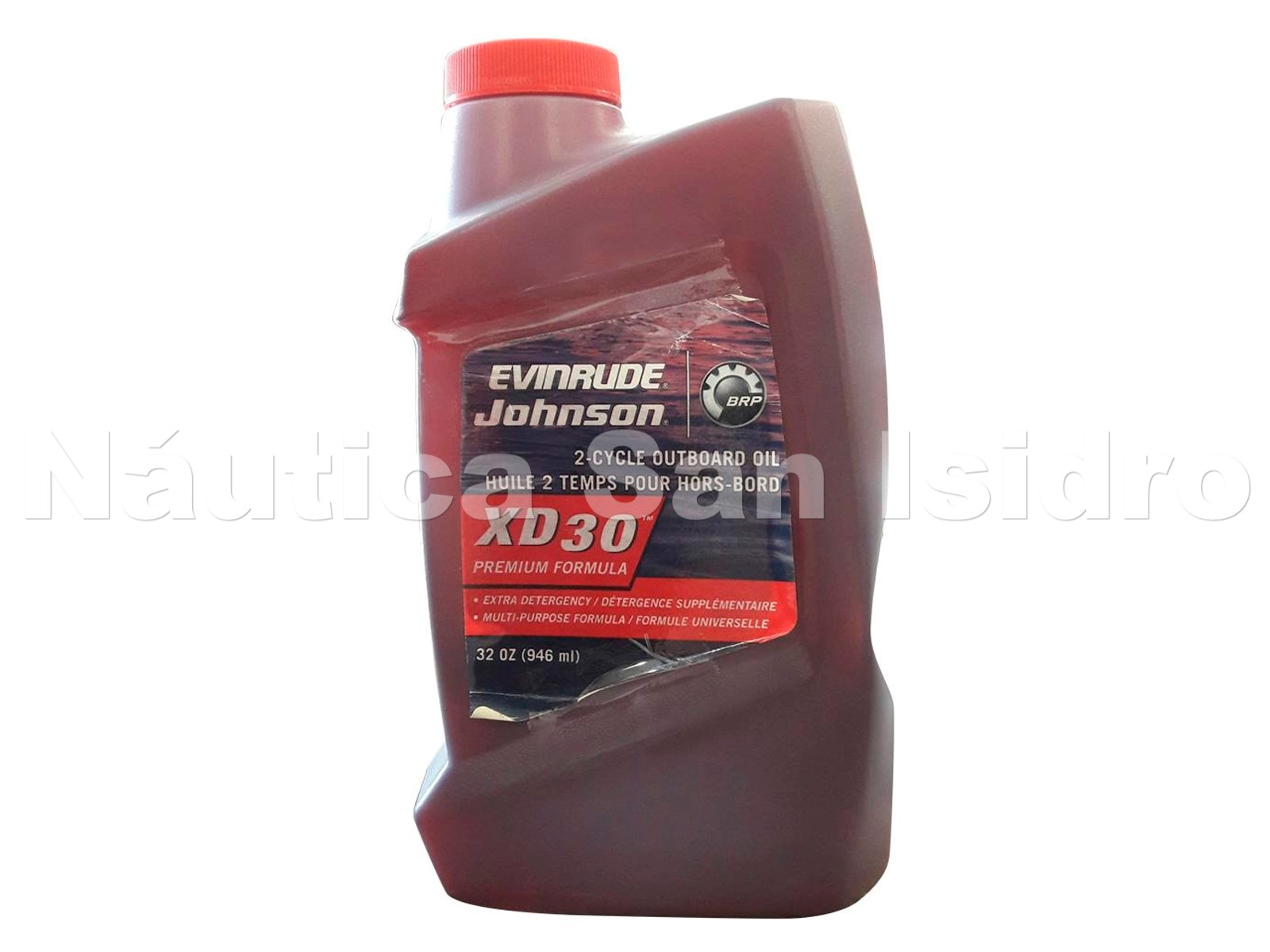 ACEITE EVINRUDE JOHNSON TCW3 XD30 2T x 1 Lt