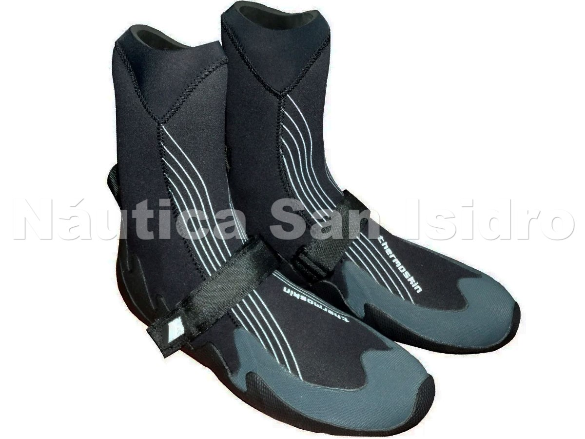 BOTAS DE NEOPRENE ALTA 4mm THERMOSKIN