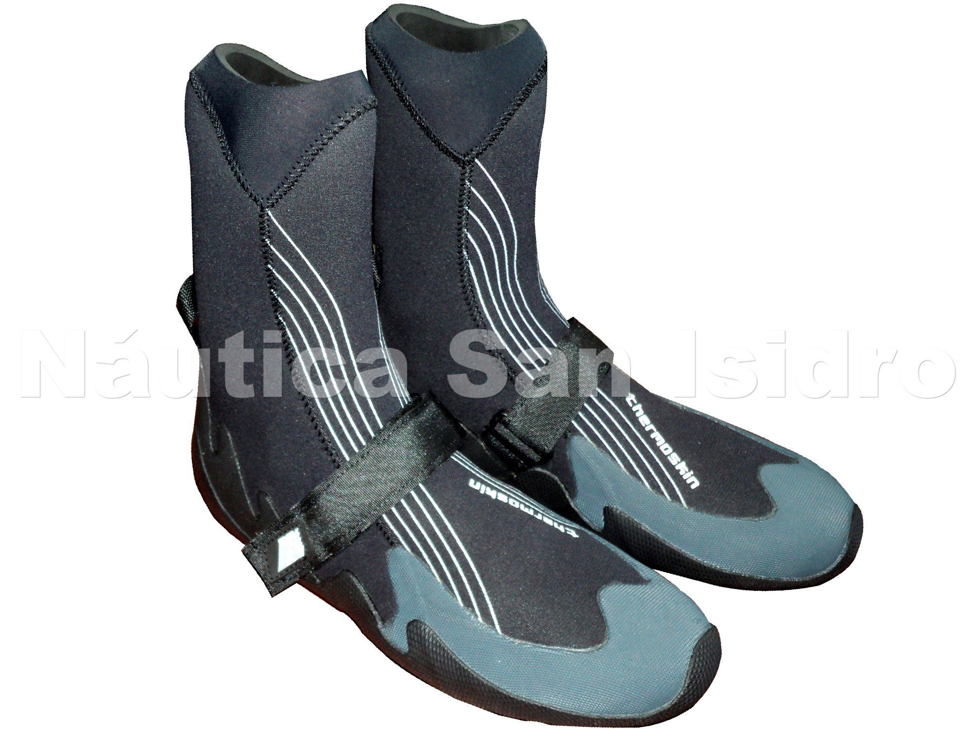 BOTAS NEOPRENE ALTA 4mm THERMOSKIN