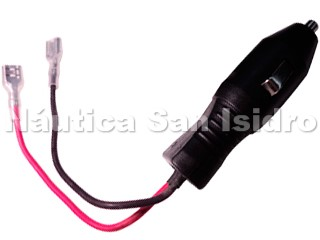 ENCHUFE ENCENDEDOR MACHO 12v