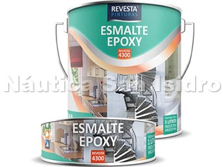 EPOXY BLANCO-COLOR x 1 Lt 4300 REVESTA