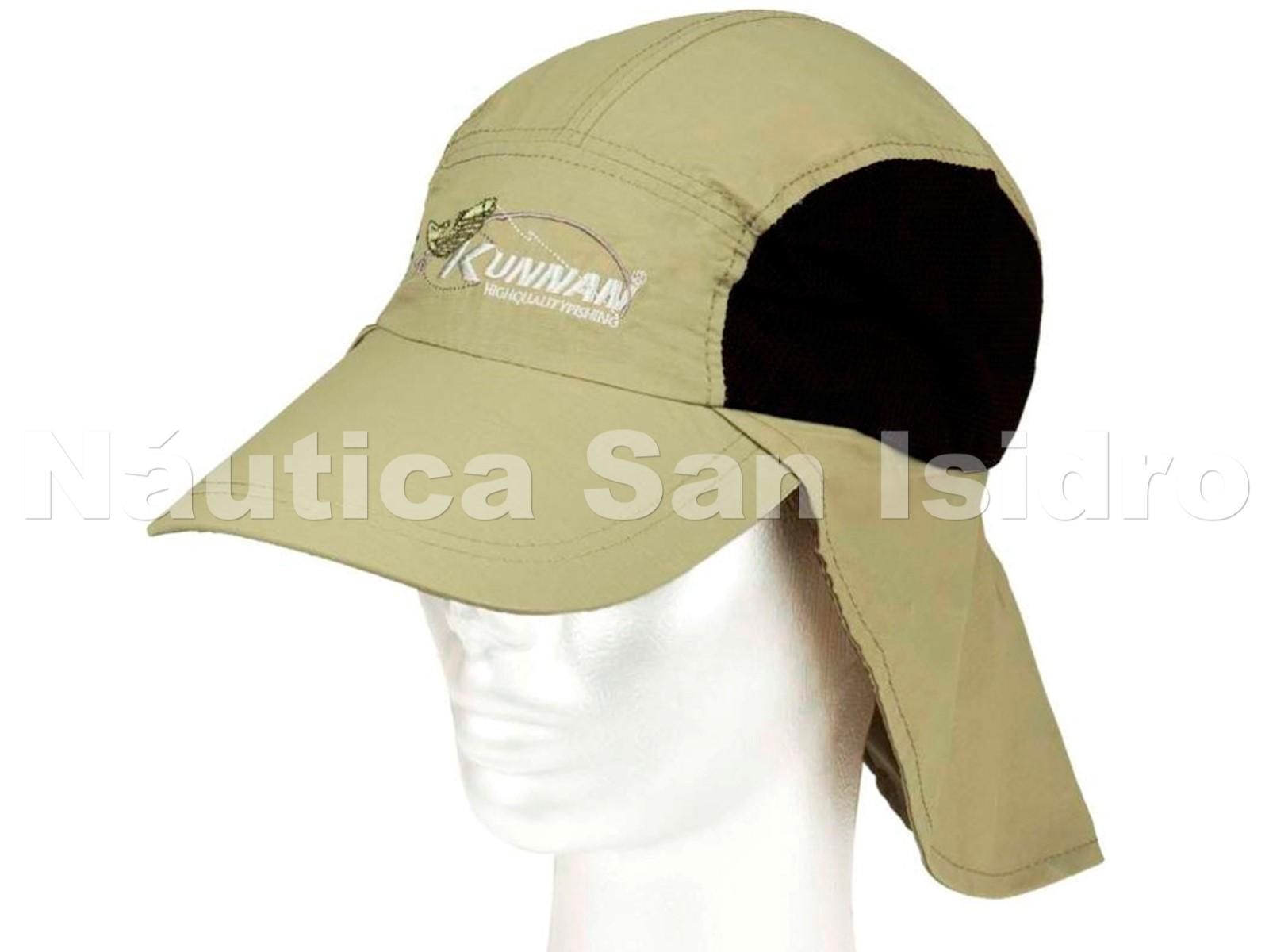 GORRO LEGIONARIO RESPIRABLE UV KUNNAN 98e45c39e81