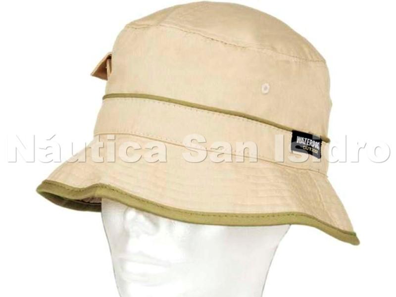 GORRO PILUSO ALGODON UV WATERDOG 70ec15813fa