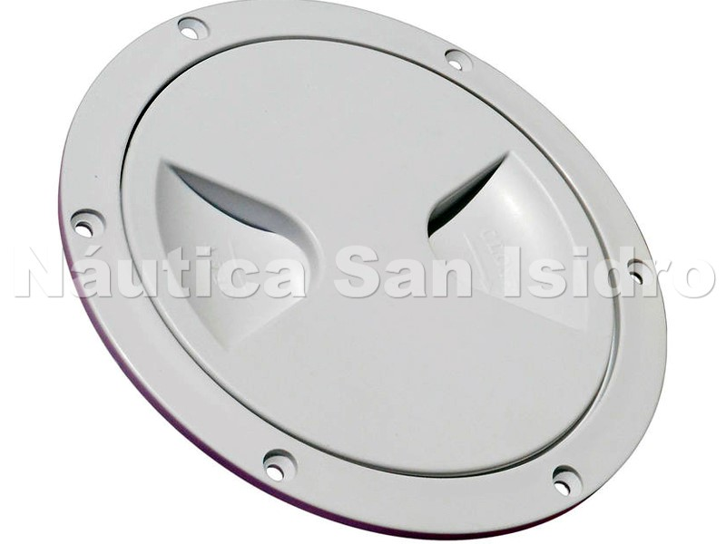 TAPA INSPECCION ESTANCA 6'' BLANCA -620-